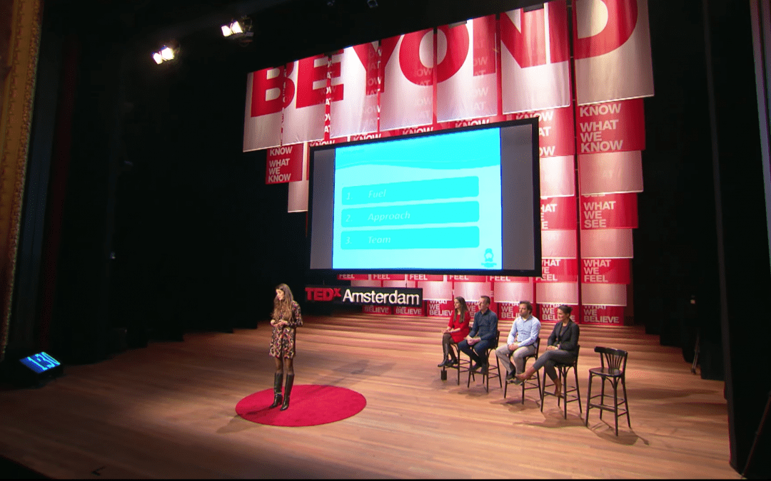 Video award winning TEDx-Amsterdam pitch now online on GoodShipping.com