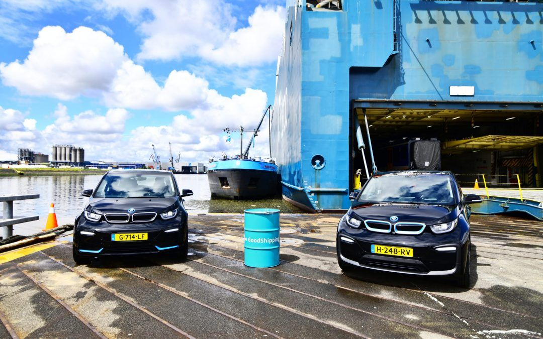 BMW Group joins UECC and Goodshipping in further biofuel trials