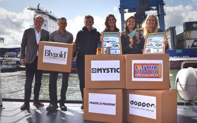 Goodshipping achieves first fossil-free ocean freight transport