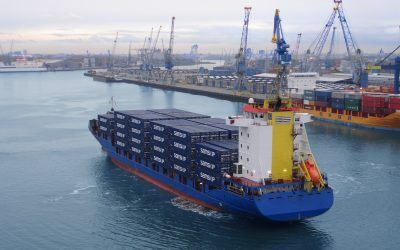 Samskip becomes GoodShipping pioneer – Sustainable biofuels